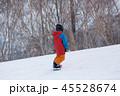 スノーボード スノボ 雪の写真 45528674