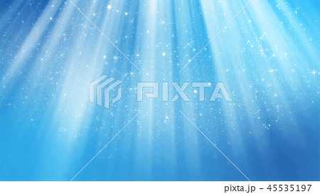 Blue abstract shiny particles based background 45535197