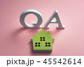 Q&A QA 質疑応答の写真 45542614