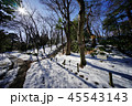 雪景色 45543143