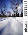 雪景色 45543145