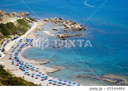 Faliraki nudist beach, Rhodos island, Greece 45544464