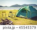 キャンプ 収容所 ピクニックの写真 45545379