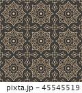 パターン 柄 模様のイラスト 45545519