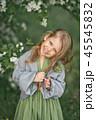 女の子 女子 子の写真 45545832