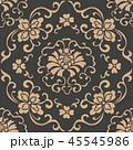 パターン 柄 模様のイラスト 45545986