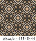 パターン 柄 模様のイラスト 45546444