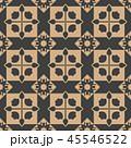 パターン 柄 模様のイラスト 45546522