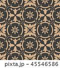 パターン 柄 模様のイラスト 45546586