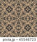 パターン 柄 模様のイラスト 45546723