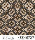 パターン 柄 模様のイラスト 45546727