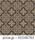 パターン 柄 模様のイラスト 45546763