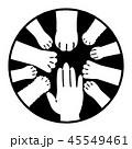 動物と人間 協調 デザイン 45549461