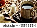 コーヒー 45549534