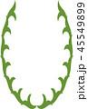 フレーム 枠 コピースペース 背景素材 45549899