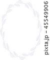 フレーム 枠 コピースペース 背景素材 45549906