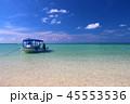 浜島 沖縄 海の写真 45553536