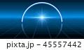 ネオン 円 丸のイラスト 45557442