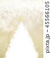 クリスマス ツリー 星のイラスト 45566105