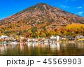 《栃木県》秋の日光・男体山 45569903