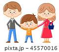 家族3人 45570016