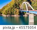 河川 水 山の写真 45575054