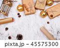Christmas decoration accessories and presents. 45575300