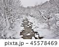 川 ウィンター ウインターの写真 45578469