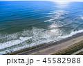 風景 九十九里浜 自然の写真 45582988