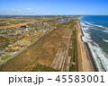 風景 九十九里浜 海の写真 45583001