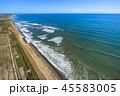 風景 九十九里浜 晴れの写真 45583005