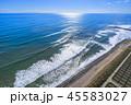 風景 九十九里浜 自然の写真 45583027