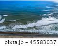 風景 九十九里浜 海の写真 45583037