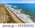 風景 九十九里浜 海の写真 45583042