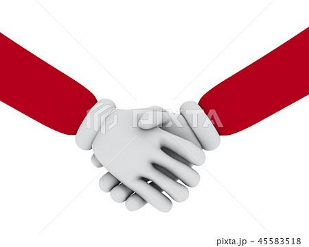 握手 45583518