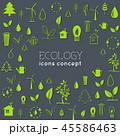 コンセプト 概念 地球のイラスト 45586463