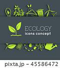コンセプト 概念 地球のイラスト 45586472