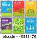 地球 大地 エコのイラスト 45586476