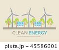 代わり エコロジー 生態のイラスト 45586601