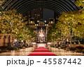 クリスマス ライトアップ 恵比寿ガーデンプレイスの写真 45587442