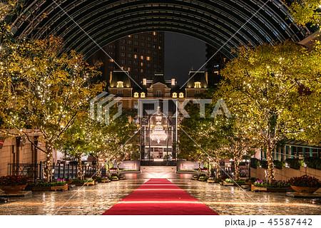恵比寿ガーデンプレイス クリスマスライトアップ 45587442