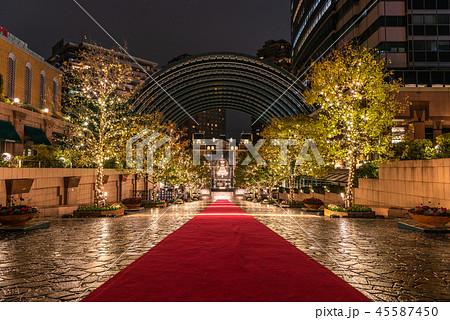 恵比寿ガーデンプレイス クリスマスライトアップ 45587450