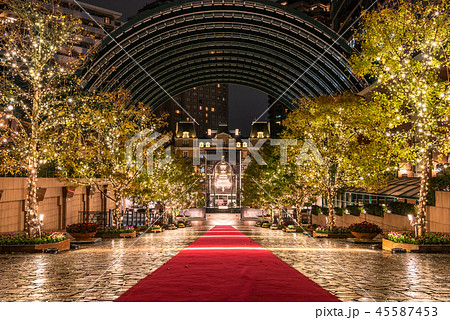 恵比寿ガーデンプレイス クリスマスライトアップ 45587453