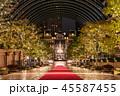 クリスマス ライトアップ 恵比寿ガーデンプレイスの写真 45587455