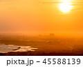 風景 九十九里 夕景の写真 45588139