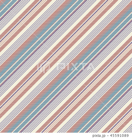 beauty striped background seamless patternのイラスト素材 45591089