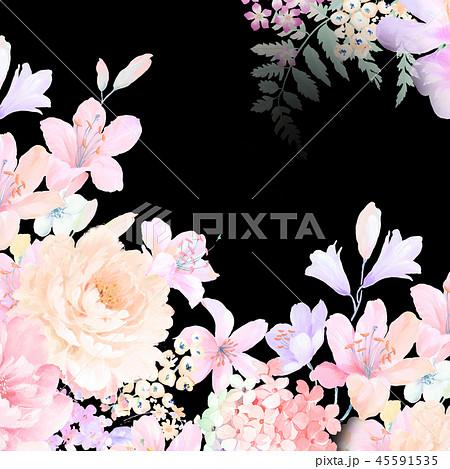 花 フラワー お花 45591535
