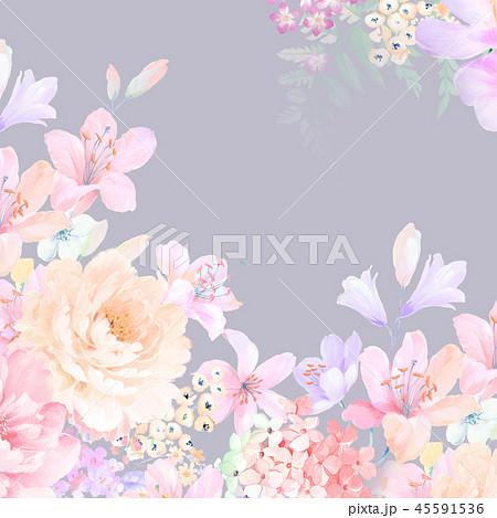 花 フラワー お花 45591536