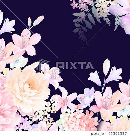 花 フラワー お花 45591537