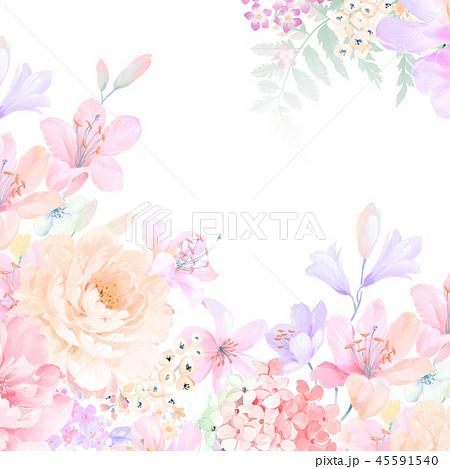 花 フラワー お花 45591540